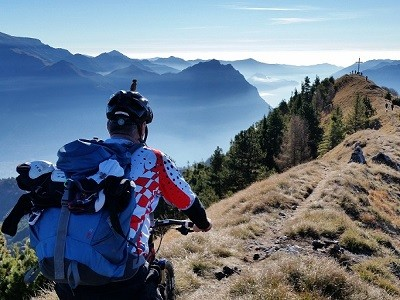 Bergamo: Seriana Valley by bike| medium difficulty